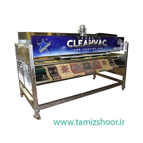 دستگاه قالیشویی تمام اتوماتیک مدل saina800 full