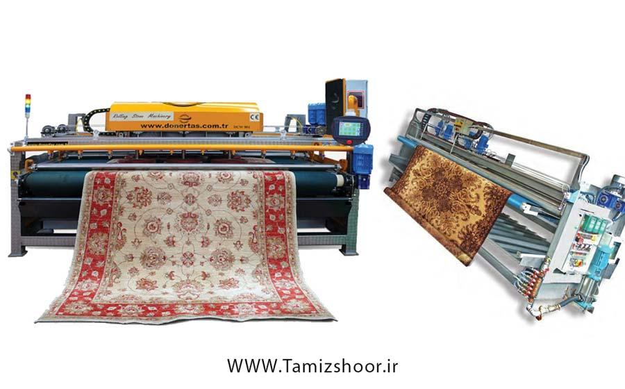 خرید دستگاه قالیشویی دست دوم تمام اتوماتیک